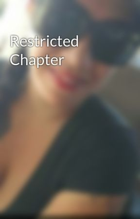 Restricted Chapter by 8o8_iNSANiTY