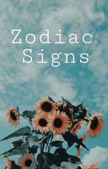 Zodiac Signs { Completed }