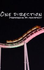 One Direction Imagines & Preferences by hslaurente