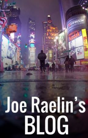Joe Raelin's Blog by JoeRaelin