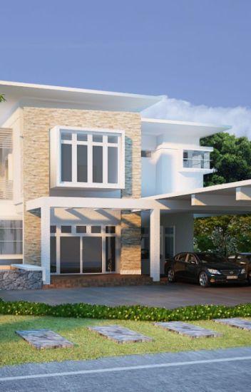 Desain Rumah Minimalis Dengan 3ds Max  diskon besar desain 3d rumah minimalis asimetris arch