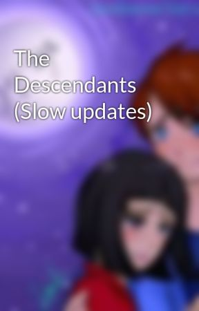 The Descendants by kayla_gummy_bear