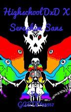Highschool DxD x Seraphim Sans by GASTLY42957