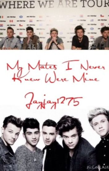 My Mates I Never Knew Were Mine (One Direction, Vampire)