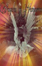 Àngeles y Vampiros by kiwy_zm