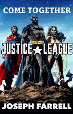 Justice League by Joseph_F