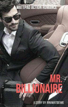 Mr. Billionaire [Kaslavo Series1] by Irnawatidewie