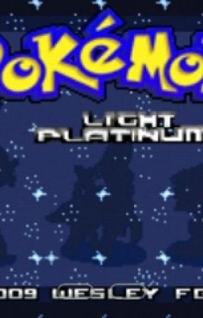 Pokemon Light Platinum Walkthrough - Pokemon light platinum