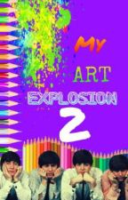 My Art Explosion!  by ClassicRockLover04
