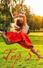 Top 5's by dance237musician