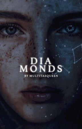 diamonds ⇢ aesthetics by multitasqueen