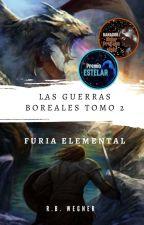 Las Guerras Boreales: Furia Elemental by rwegner