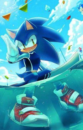 Sonic X Reader One Shots Love At First Run Wattpad