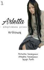 Arletta- adoptowana przez Królową by kociegowno