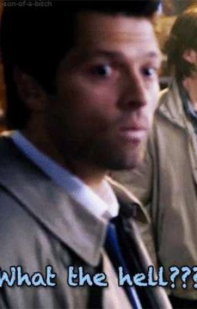 Supernatural - Cas season 14 whump - The One With Michael And Cas