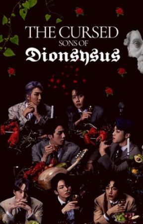 The Cursed Sons of Dionysus  by llost2tomorrow