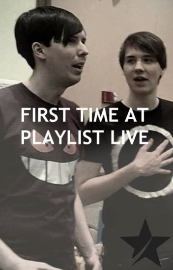 First Time at Playlist Live | Phan