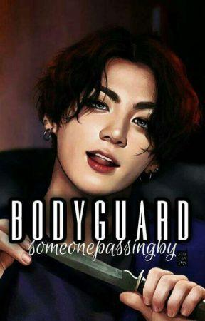 Bodyguard || jjk. by someonepassingby