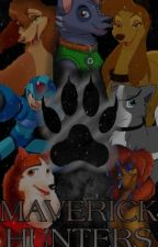 Maverick Hunters(A Paw Patrol X-over Fanfic)-Presentación by Pennywise_MGS