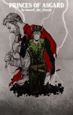 Princes of Asgard  by Onwell_the_bloody