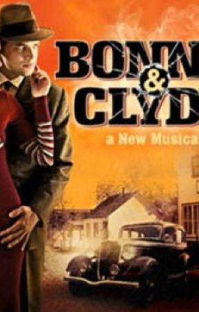 Bonnie and Clyde  by Brooke_theauthor