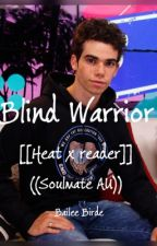 Blind Warrior [[Heat x Reader]] ~Soulmate AU~ by BaileeBirde