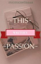 This is My Passion •One-Shot• by Lady_Vamps