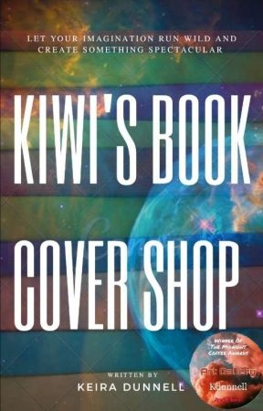 Kiwi's Book Cover Shop- OPEN by Kdunnell