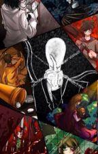 Creepypasta zodiacs by GalaxyL0ver123