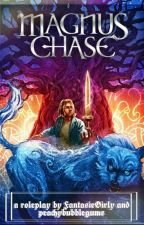 Magnus Chase RPG by readingishope4us