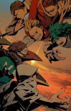 My Hero Academia x Reader 僕のヒーローアカデミア by fullmoonlight65