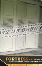 0812-9162-6108 (JBS) Harga Daun Pintu Garasi Wina Padang by pintugarasiminimalis