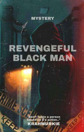 Revengeful Black Man by Krahmurkie