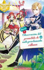 Diario de observación del prometido de una auto-proclamada villana by Kovel_Translations
