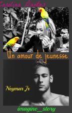 """Carolina Dantas & Neymar Jr ; Un amour de jeunesse."" by imagine_story"
