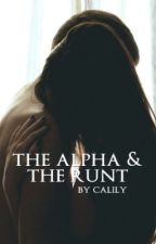 The Alpha and The Runt by calily