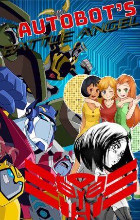 Autobot's Battle Angel (Transformers Animated) by OtakuGirlInAnimeland