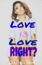 Love IS Love... Right? by lesha