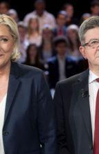 Rencontre: Marine Le Pen X Mélenchon by GiveASuite