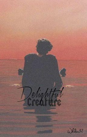 Delightful Creature | كائِن بَهيج by Whalien32