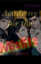 Academy of the Misfits by joynerd
