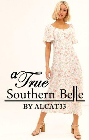A True Southern Belle by alcat33
