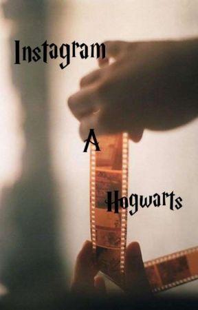 Instagram a Hogwarts by aes_aoez