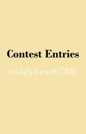 Contest Entries by teddybear6780