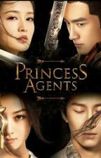 Princess Agents (The Legend of Chu Qiao: Division 11 Princess Agent) 2 by LazyMeimei