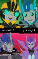 Revealed (Prequel to My Darkness) by T-Night