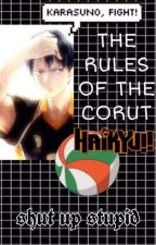 The Rulers Of The Court || Kageyama x OC by Animebomb61034