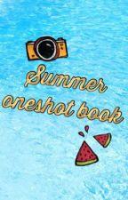Summer oneshot book by mochibat