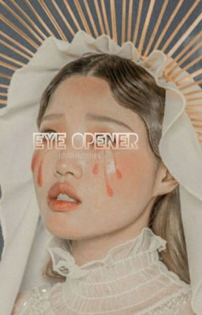 《The Eye Opener》/On Hold/ by EmmaArmather