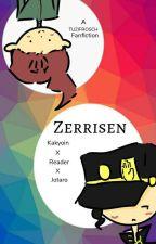    Zerrisen    Kakyoin X Reader X Jotaro by TuziFrosch